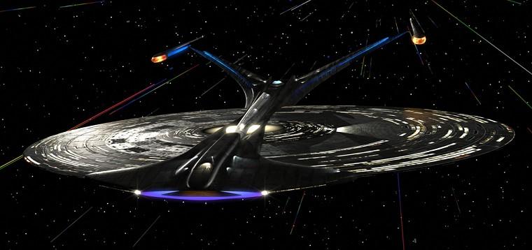 star trek future starship - photo #18