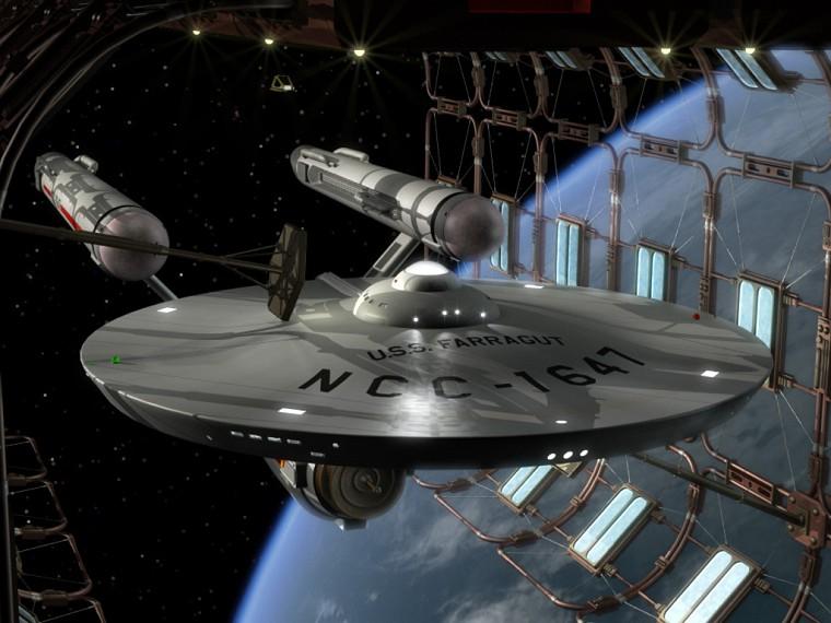 Federation Starfleet Class Database Constitution Class