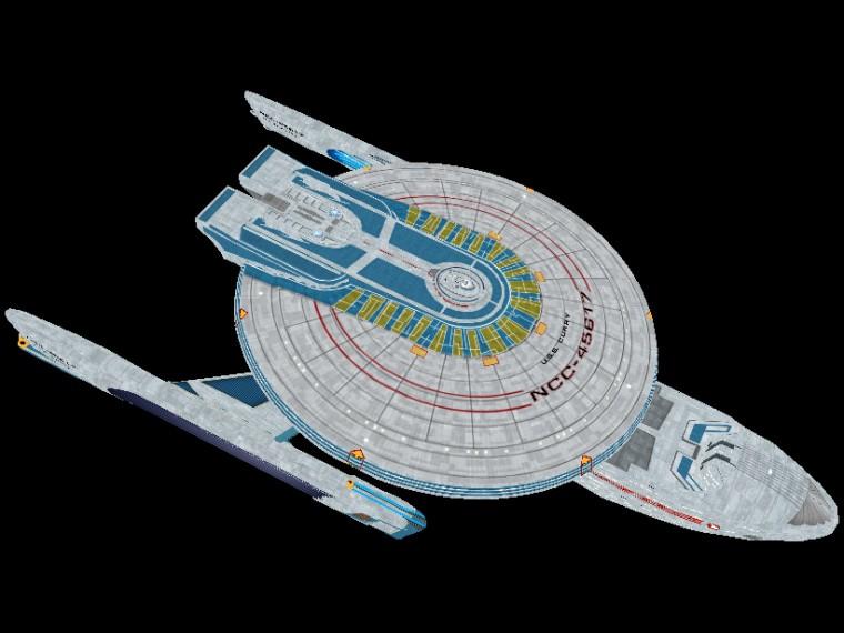 pin federation starfleet class - photo #7