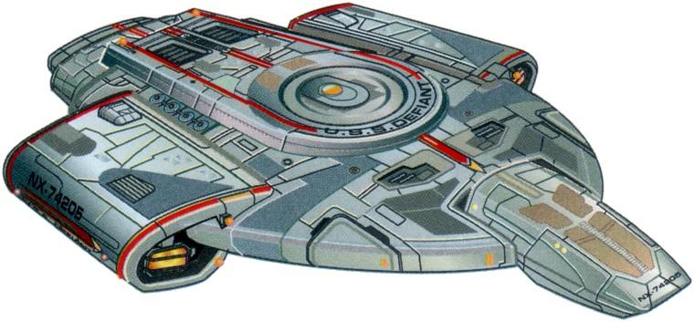 Defiant04 on Star Trek Deep Space Nine Interior