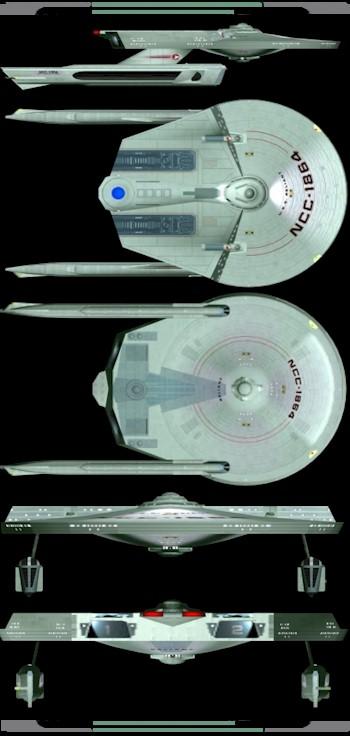 federation starfleet class database