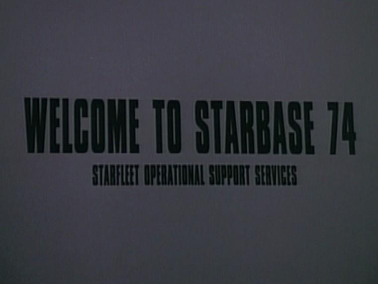 Federation Starbase / Base Database - Starbase 74