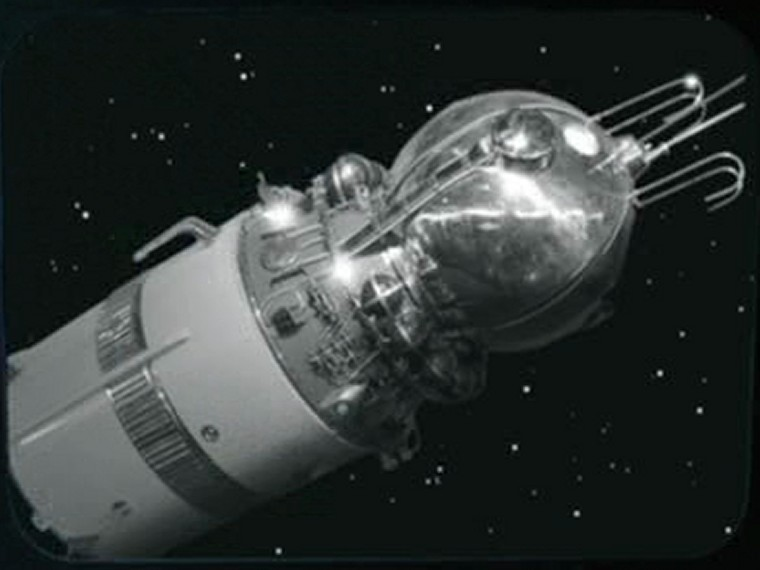 vostok spacecraft - photo #9
